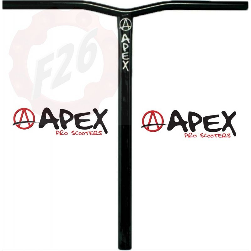 Apex scooter bars - photo#28