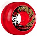 Bones SPF Caballero Dragon 58mm clear red