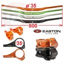 Easton Havoc 35 Carbon Low Riser 2013 Lenker 800mm Vorbau...