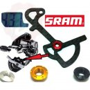 F26 Carbon K�fig SRAM Red Force Apex X0 X9 short...