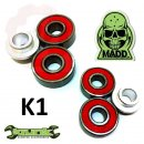 MGP MADD Gear Krunk K2 Kugellager Set Stunt Scooter...