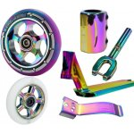 Oilslick Rainbow Neochrome Parts