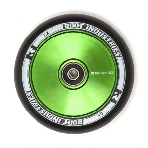 Root Industries Air Stunt-Scooter Rolle 120mm Grün / PU...
