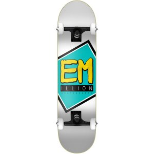 EMillion Fresh Complete Skateboard 8,125 blau
