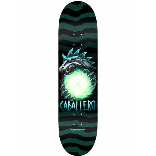 Powell-Peralta Skateboard Deck Flight Pro Shape 243 8,25 Caballero Dragonball