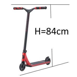 Blunt Colt S4 Complete Stunt-Scooter H=84cm Rot