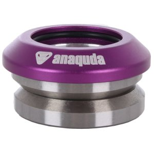 Anaquda full integrated Headset 1 1/8 Lila