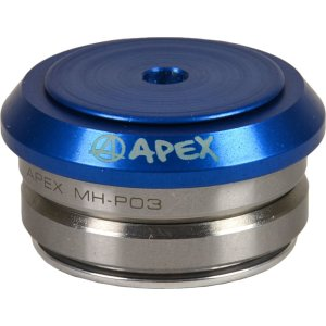 Apex Full integrated Headset1 1/8  Blau