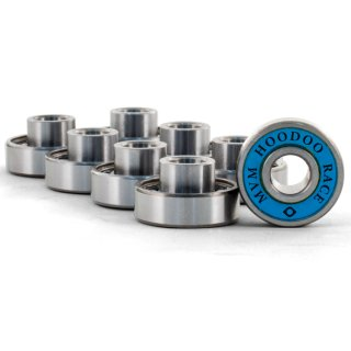 Mindless Hoodoo Race Bearings Skateboard/Longboard Kugellager (Set=8 Stck)