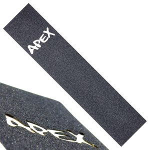 Apex Stunt-Scooter Griptape 115x510 Cut out Logo (Nr.84)