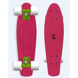 Ram OLD SCHOOL Mini Cruiser - 55.88 cm drachenfruchtpink
